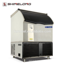 FRIM-3-3 100KG Combination Model Ice Cube Machine Heavy Duty Design Ice Blcok Machine
