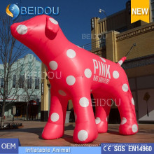 Giant Costume Anime Figure Moving Walking Action Inflatable Cartoon Character Dog