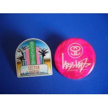 Offset Printing Badge, Custom Lapel Pin (GZHY-YS-013)