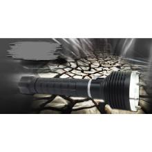 Antorchas para la caza hammer diseño de noche de emergencia XM-L2 cree linterna más potente