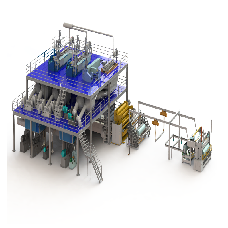 Non-woven Fabric Production Machine