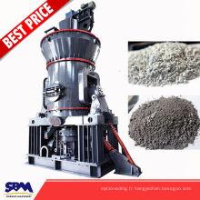 Quartz, calcite, moulin de poudre de basalte d'application de granit pour la Malaisie