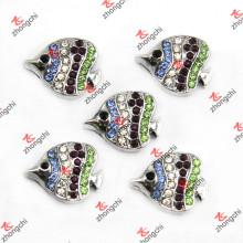 Pendentifs de poissons tropicaux pour bracelet en cuir de mode (SC123)