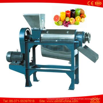 Lemon Apple Orange Industrial Juicer Juice Extracting Extractor Machine