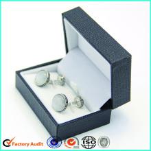 Luxury+Black+Cufflinks+Paper+Box+Packaging