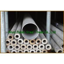 Precio de la tubería de acero inoxidable de la resistencia 304 de la alta resistencia a la tracción