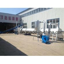 CE Rotary Drum Dryer Sawdust Rotary Secadora