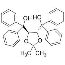 Chiral Chemical CAS Nr. 93379-48-7 (4R, 5R) -2, 2-Dimethyl-α, α, α ', α'-tetraphenyl-1,3-dioxolan-4,5-dimethanol