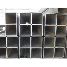 aluminium square tube standard size