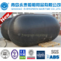 D=500mm EL=1000mm Yokohama Floating Pneumatic Fenders/ Sling Type and Tire Net