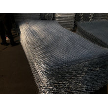 Hot Galvanized Stainless Steel Grating Top Quality Platform Steel Grating