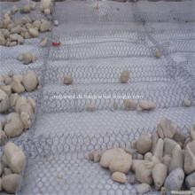 PVC-beschichtete Gabionenkorb-Gartenwände