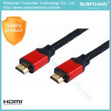 Cable HDMI de alta calidad y alta velocidad 1080P para HDTV