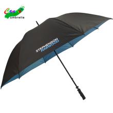 30-дюймовый внешний зонт из карбона с наконечниками для гольфа
