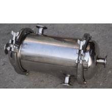 Machine industrielle de traitement des aliments Échangeur de chaleur à tubes