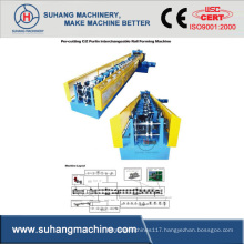 C Z Interchangeable Roll Forming Machine