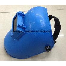Blaue Maske 2016 Heißer Verkauf Schweißen Maske Schweißen Helme Maske Kopf-Abgenutzte Sicherheits-Schweißmaske ABS Schweißen Maske Schweißen Maske Lieferant