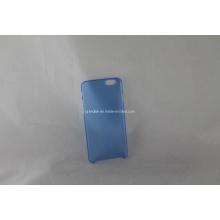 Caja transparente del teléfono móvil para iPhone6