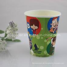 Hochwertige kundenspezifische Einweg-Kaffee-Isolierung Papier Tasse