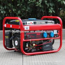 BISON (CHINA) Superförderung! China-beweglicher Kraftstoff weniger Motor-Generator