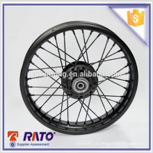 """Venda quente China exportador preto 16 """"disco-freio motocicleta falou roda"""