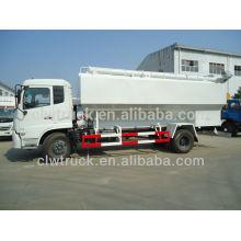 Precio bajo dongfeng camiones de granel para la venta 22000L granel camión cisterna de alimentación