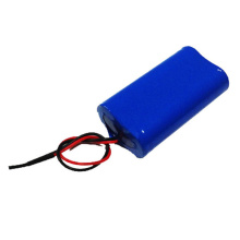 18650 1S2P 3.7V 7000mAh Li Ion Battery Pack