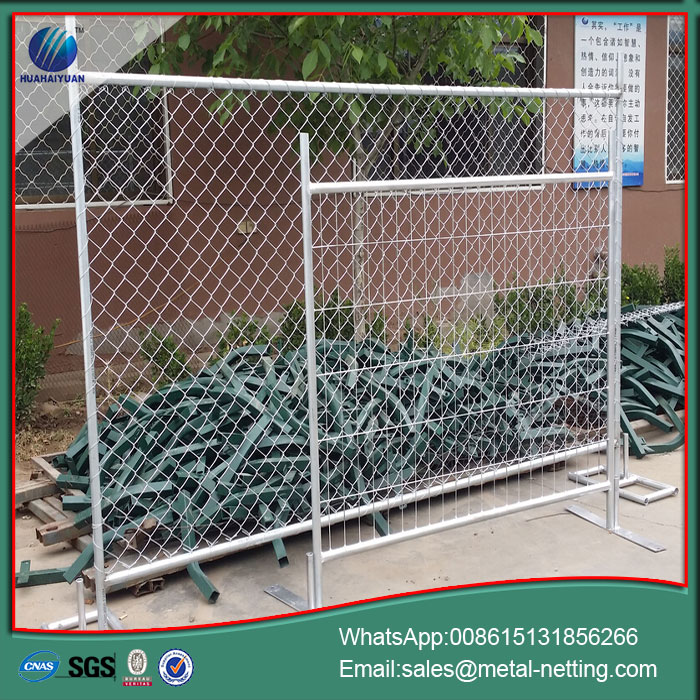 Temporary Wire Fencing