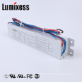 Iron metal case 550mA 85W led driver 3-channel efficient led driver for led tube
