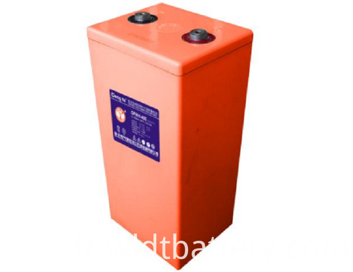 High Temperature Lead Acid Battery, Valve Regulated Battery, Without Manual Maintenance Battery