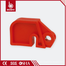Moulded Case for 1-4 Poles Circuit Breaker Max Clamping 13mm, Lockout