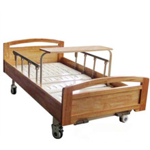 Elektrisches Krankenhausbett DW-BD189 mit manuellem nuring Bett der Matrazenhohe Dichte Holz mit zwei Funktionen für medizinische Ausrüstung