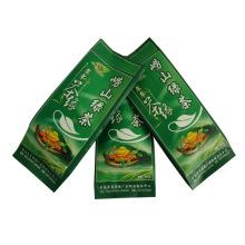 Saco de chá verde do reforço lateral / malote de alumínio do chá / saco de plástico chá