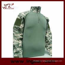 Taktische Militär Uniform Tarnanzug Shirt Airsoft Uniform Frosch
