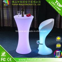 Fábrica inteira venda LED Mesa / Mobiliário de Jardim