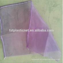 mallas reutilizables de plástico producen bolsas