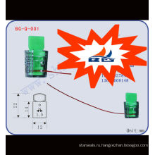 Счетчик энергии пластиковая пломба БГ-г-001