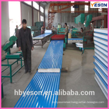 Anti-corrosion Roofing deck/Metal Roofing Panel with good quality/Roofing panel in Factory