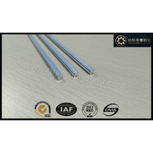 Vertikal blinder eloxierter Aluminium-Kippstab und Shaf-Profil