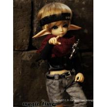 BJD Jezz boy 26cm poupées esprit fait main