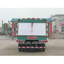 Top calidad Dongfeng camión de barrendero, 4x2 camino barrido escoba