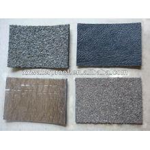 Membrane imperméable à l'eau bitumineuse SBS / APP modifiée