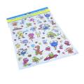 Waterproof Oil-Proof Heat-Resistant Anti-Ultraviolet Uv Protection Coated Vinyl Sticker Sheets