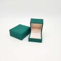 Pendiente, collar, anillo, embalaje, joyería, caja de regalo