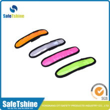 safety reflective captain led armband for running