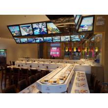 Food Sushi Belt Conveyor Line