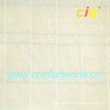 tela de la cortina de la cabina de lujo poly del telar jacquar del hospital