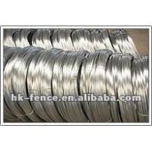 fil d'acier galvanisé