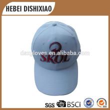Cheap Custom White Baseball Dad Hats Embroidery Designs Caps