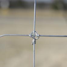 Galvanized Animal Deer Metal Mesh Fence
